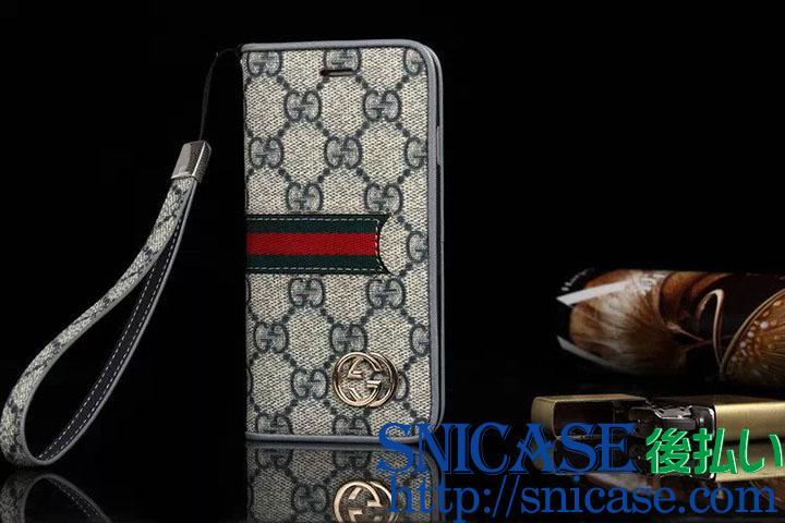 グッチ iphone6sケース 手帳型