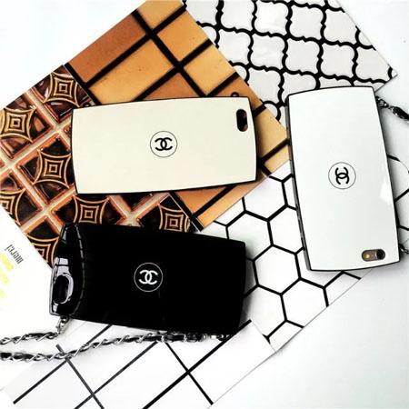 iphone6sチェーン付きケース シャネル
