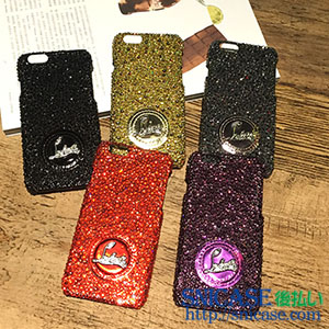 Christian Louboutin iphone ケース