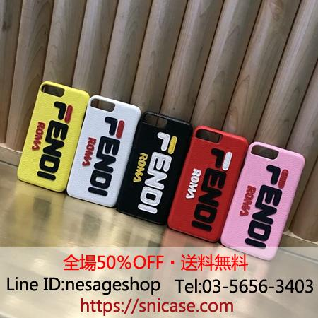 FENDI iPhone Xsケース 贅沢