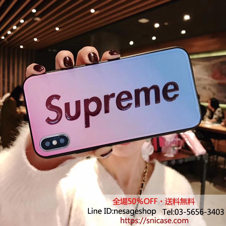 シュプリーム iphonexsケース チャンピオン