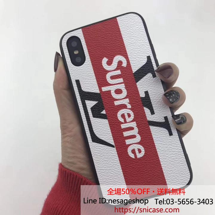 LVxSupreme コラボ iphone11 proケース