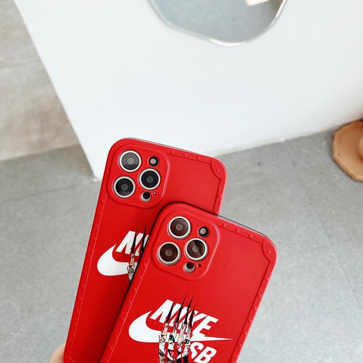 アイホン12 可愛い風 Nike 保護ケース