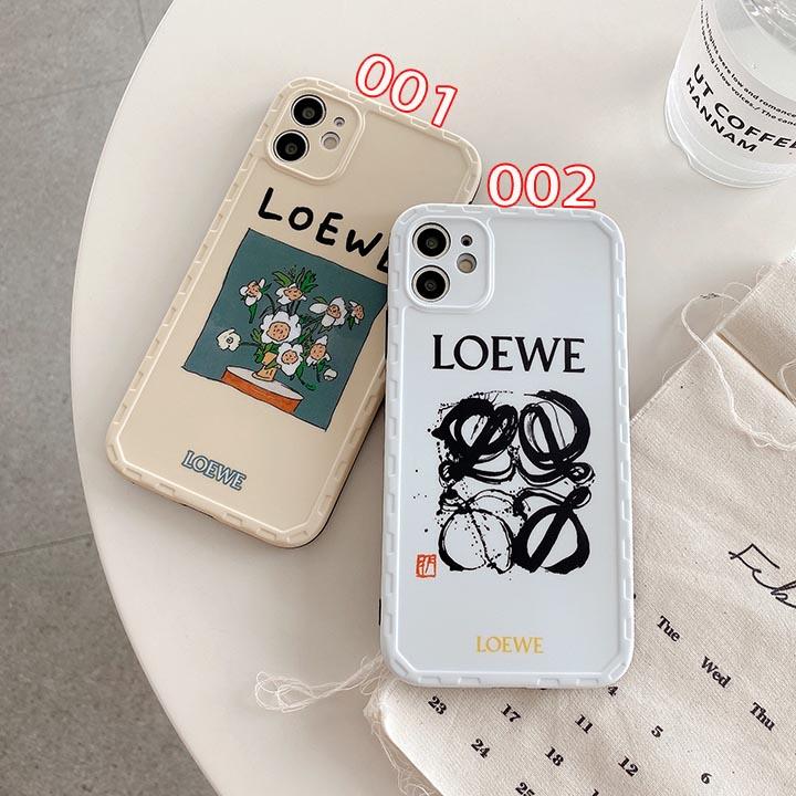 新発売iPhone 12pro/12スマホケースロエベ