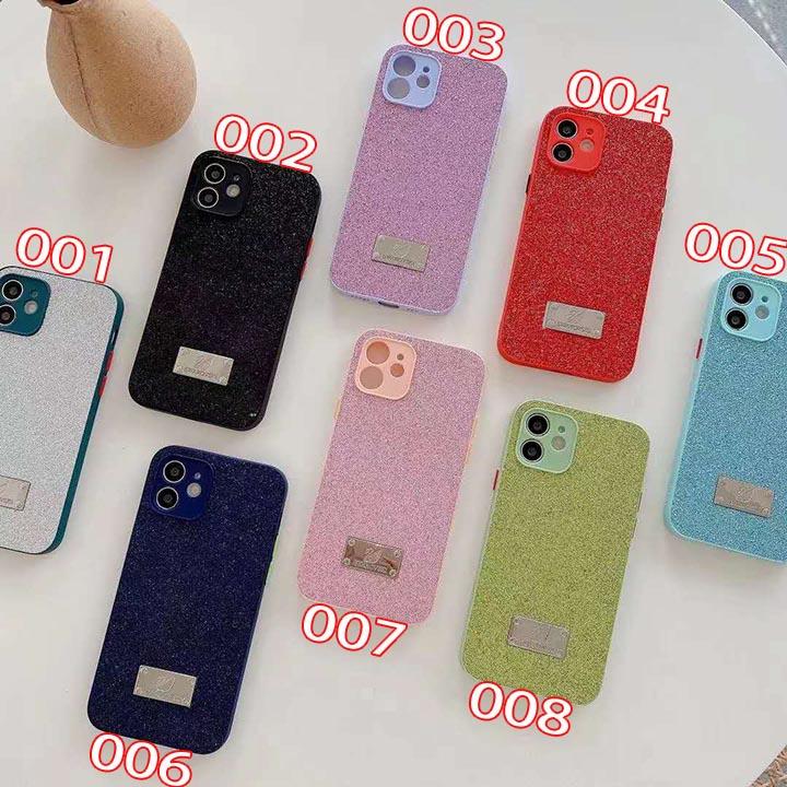iphone8/8Plusswarovskiブランドカバー