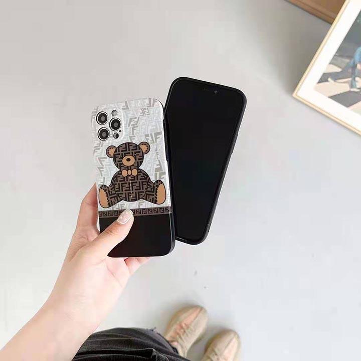 面白い アイフォン x 携帯ケース Fendi